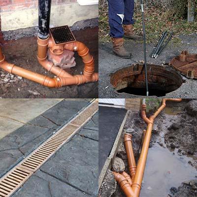 drainage  photo