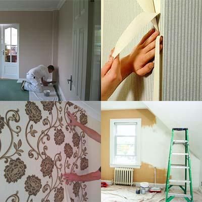 JTS Property Maintenance Internal Decorating Service. Internal Decorating