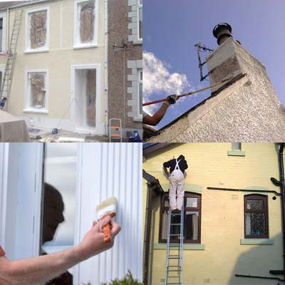 JTS Property Maintenance External Decorating And Painting